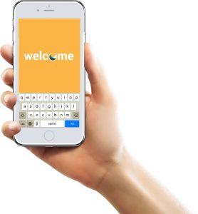 Welcome App - Mercato Circolare